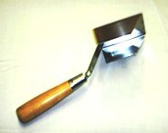 STAINLESS STEEL PADDLE
