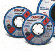 3/32 THIN REINFORCED CUT-OFF WHEELS – TYPE 1 For Right Angle G