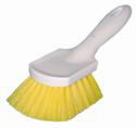 ALL-PLASTIC FENDER SCRUB BRUSH