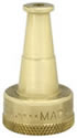 GILMOUR - BRASS SOLID STREAM NOZZLE